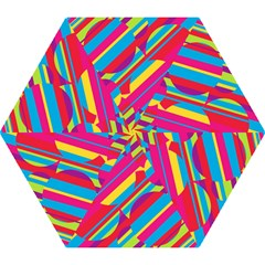 Colorful Summer Pattern Mini Folding Umbrellas by Valentinaart