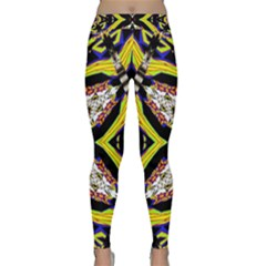I Love Thishh Yoga Leggings  by MRTACPANS