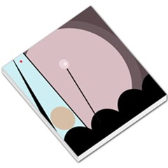 Abstract Design Small Memo Pads