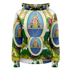 Coat Of Arms Of Honduras Women s Pullover Hoodie
