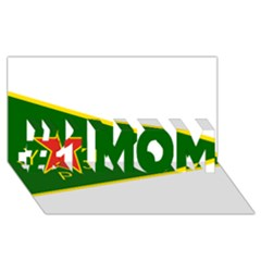Flag Of The Women s Protection Units #1 Mom 3d Greeting Cards (8x4) by abbeyz71