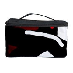 Crazy Abstraction Cosmetic Storage Case by Valentinaart