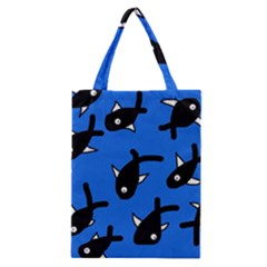 Cute Fishes Classic Tote Bag by Valentinaart