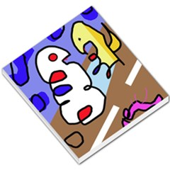Abstract Comic Small Memo Pads by Valentinaart