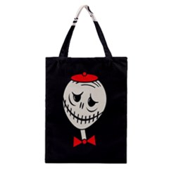 Halloween Monster Classic Tote Bag by Valentinaart