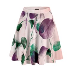 Boder High Waist Skirt by DanaeStudio
