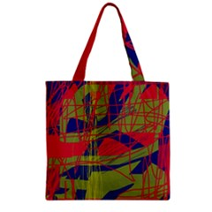 High Art By Moma Zipper Grocery Tote Bag
