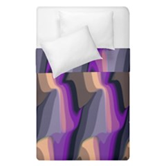 Wavy Pattern                                                                                            Duvet Cover (single Size) by LalyLauraFLM