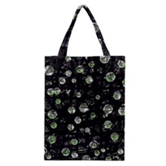 Green Soul  Classic Tote Bag by Valentinaart