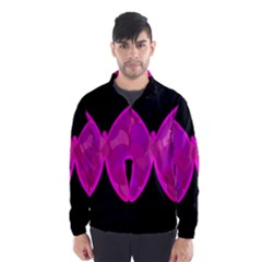 Purple Butterfly Wind Breaker (men)