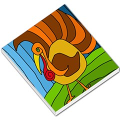 Thanksgiving Turkey  Small Memo Pads by Valentinaart