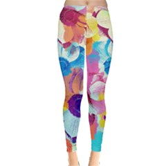 Anemones Leggings  by DanaeStudio