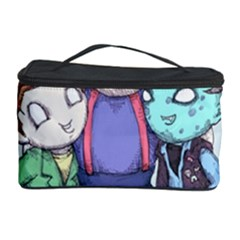 Fred, Sloth, Maurice  Cosmetic Storage Case by lvbart