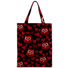Owl You Need In Love Owls Classic Tote Bag by BubbSnugg