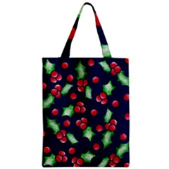 Holly Jolly Christmas Classic Tote Bag by BubbSnugg