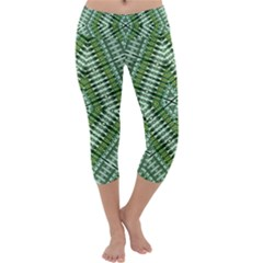 Protect Two Capri Yoga Leggings by MRTACPANS