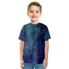 Constellations Kid s Sport Mesh Tee