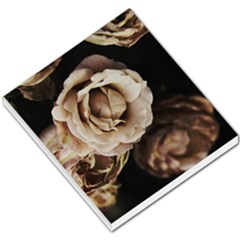 Roses Flowers Small Memo Pads by vanessagf
