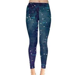 Constellations Leggings  by DanaeStudio