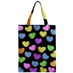 Valentine s Hearts Classic Tote Bag by BubbSnugg