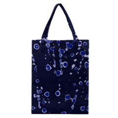 Blue Dream Classic Tote Bag by Valentinaart
