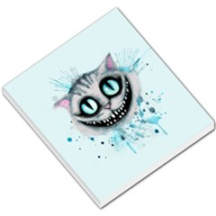 Cheshire Watercolor  Small Memo Pads by lvbart