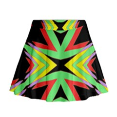 The One Mini Flare Skirt