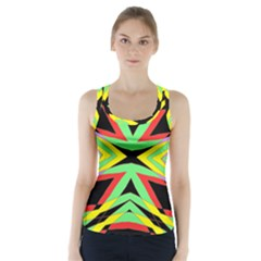 The One Racer Back Sports Top