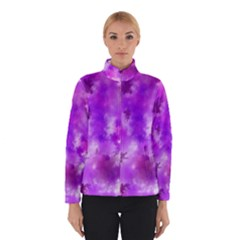 Purple Splatter Pattern Winterwear