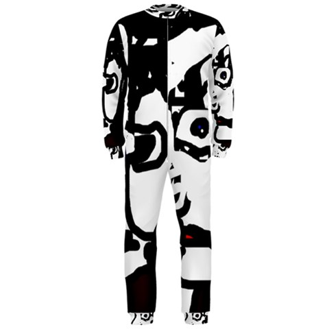 top-rated fashion cute good looking Old Man Onepiece Jumpsuit (men)