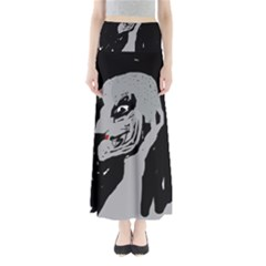 Horror Maxi Skirts by Valentinaart