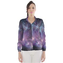Blue Galaxy Wind Breaker (women)