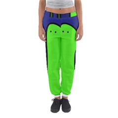 Green Snakes Women s Jogger Sweatpants by Valentinaart