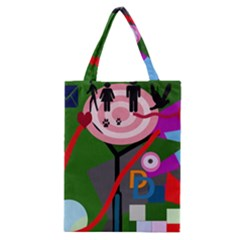 Party Classic Tote Bag by Valentinaart