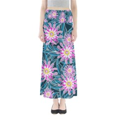 Whimsical Garden Women s Maxi Skirt by DanaeStudio