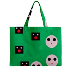 Audience  Zipper Mini Tote Bag by Valentinaart