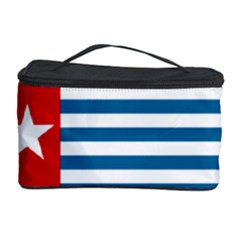 Flag Of Free Papua Movement  Cosmetic Storage Case by abbeyz71