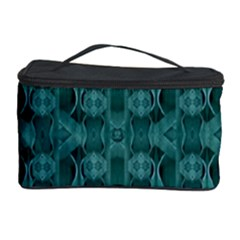 Celtic Gothic Knots Cosmetic Storage Case by pepitasart