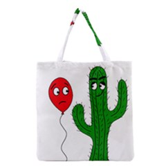 Impossible Love  Grocery Tote Bag