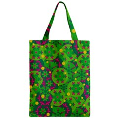 Christmas Decor   Green Classic Tote Bag by Valentinaart