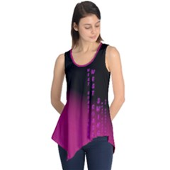 Wcs   Pink Purple Sleeveless Tunic by LetsDanceHaveFun