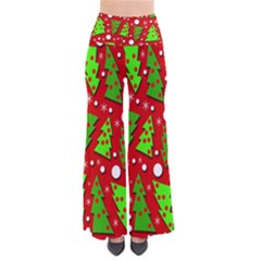 Twisted Christmas Trees Pants by Valentinaart