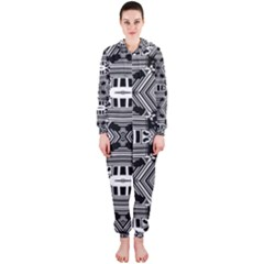 Cyber Celect Hooded Jumpsuit (ladies)  by MRTACPANS
