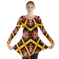 TITRE TERRE Long Sleeve Tunic