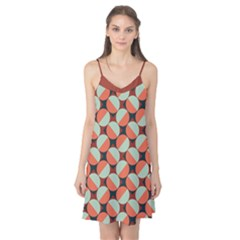 Modernist Geometric Tiles Camis Nightgown