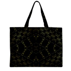 Jinga Star Medium Zipper Tote Bag