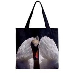 Astley Swan Grocery Tote Bag by DeneWestUK