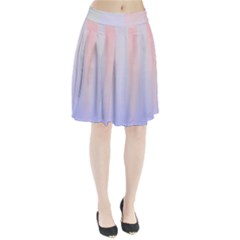 Colorful Colors Pleated Skirt