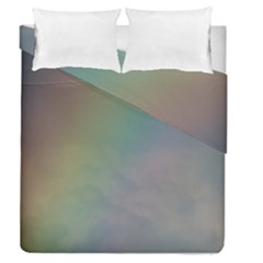 Between The Rainbow Duvet Cover Double Side (queen Size)