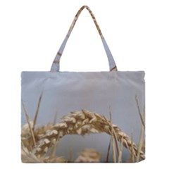 Cornfield Medium Zipper Tote Bag